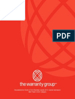 The Warranty Group Corporate Brochure
