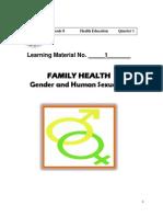 Health Module q1
