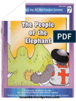 The People of the Elephant by Shay Kh Ahmad Ali