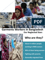 Garments Workers In Bangladesh