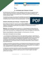 Dinamicas Para Criancas Esoterikha.com Redemotivacao