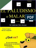 El Paludismo o Malaria