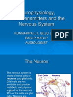 Neurophysiology, Neurotransmitters and the Nervous System