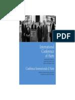 International Conference of Aiete - Conférence International d´Aiete