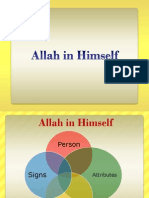 Allah in Himself NEW PDF