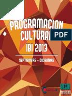 PDF PROGRAMACION CULTURAL TEATRO RÍO & CASA CULTURA IBI - rectificado