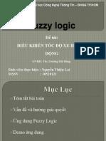 Fuzzy Logic- 10520121