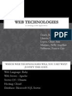 MIS-web technologies