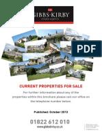 Property Brochure October 13
