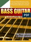 Bass Guitar Licks