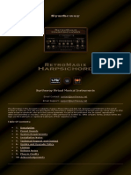 Syntheway RetroMagix Harpsichord VSTi Virtual Instrument