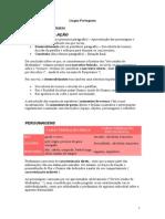 Resumos Portugues Exame
