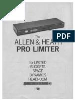Pro+Limiter+User+Guide+ +Schematics