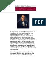 Camilo Jose Cela Discurso Nobel
