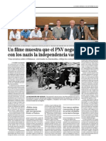 JAL - PNV negoció con los nazis el Mundo 220913