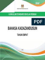 DSK Bahasa Kadazandusun Thn 4