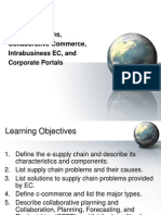 E Supply Chain Management