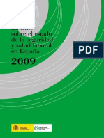 Informe Estado SS (2009)