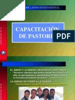 4. El Pastor El Nutrimiento de La Iglesia