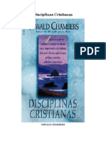 Disciplinas Cristianas