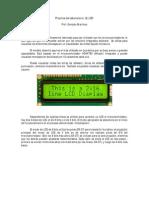 Practica AnalogoLCD