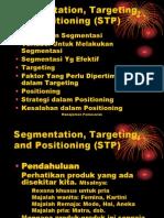 Chapter 3-Segmentation, Targeting, Positioning