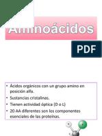 Tema 7. Aminoácidos y péptidos