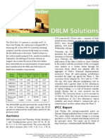 DBLM Solutions Carbon Newsletter 02 Oct