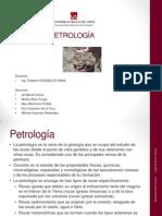 Presentacion petrología