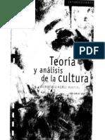 Teoria y Analisis de La Cultura