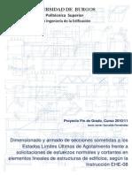 Pfg Ingenieria de La Edificacion 2011