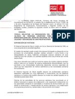 25-06-2012-Mocion Solicitar Derrogacion RDL 16=2012