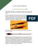 Como Hacer Flechas Medievales