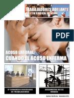 Boletin Trabajadores Adelante Noviembre de 2012