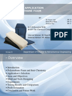 Polyurethane Foam in Automotive Seats-Bachelor Year Project