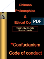 Confucianism Legalism Taoism