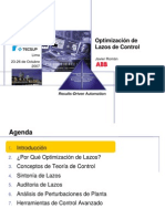 Optimizacion Lazos de Control ABB guía