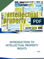 Intro to IPR