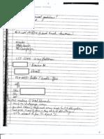 SK B2 Commission Meeting 1-13-04 Fdr- Handwritten Notes- Jan 13-16 Misc- Sibel Edmonds 267