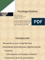 Budismo y Psicologia Introduccion