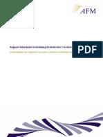 Rapport Informatieverstrekking Pensioenverzekeraars