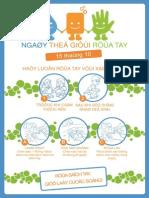 Vietnamese Global Handwashing Day Poster