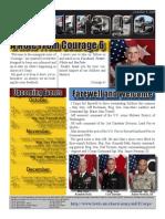 Courage Newsletter - 3 Oct 2013