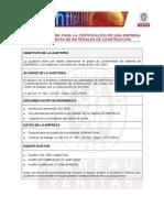 Ejemplo Formato Plan Auditoria Calidad