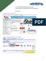 Censo Escolar Manual 2013
