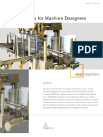 Analysis Guide Machine Design WP ENG