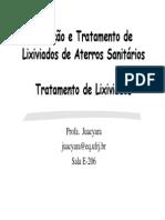 Tratamento Lixiviado 2013 [Modo de Compatibilidade]