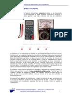 Manejo Del Multmetro o Polimetro