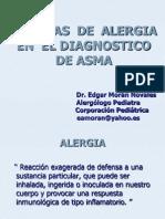5 Pruebas de Alergia en El Diagnostico de Asma