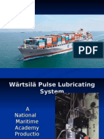Wärtsilä Pulse Lubricating System to complete